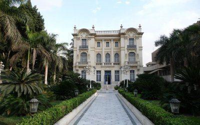 متحف محمد محمود خليل في القاهرة