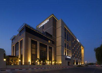 فندق لو ميريديان دبي Le Meridien Dubai Hotel