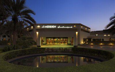 فندق لو ميريديان دبي