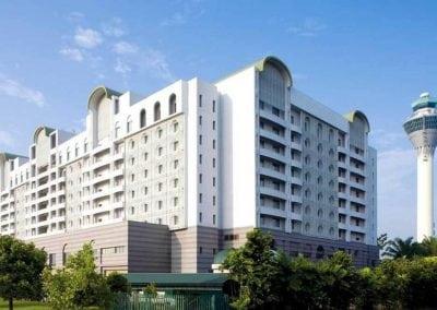فندق ساما ساما مطار كوالالمبور Sama-Sama Hotel KLIA