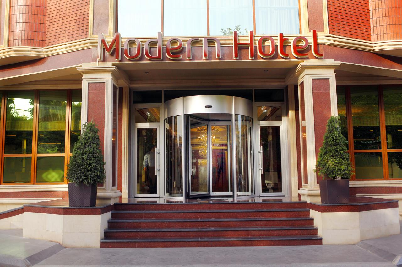 فندق مودرن باكو