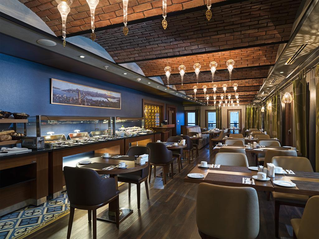 افضل المطاعم فى مدينة  غالاتا بتركيا | المطاعم المتميزه فى غالا بتركيا