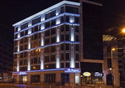 فندق مانيسول أولد سيتي بسفور