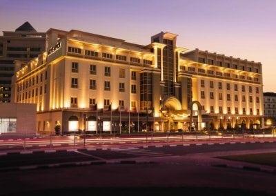 فندق موفنبيك بر دبي Movenpick Hotel Bur Dubai