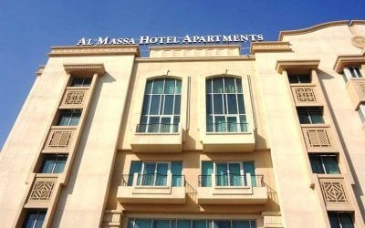 Almasa Hotel Apartments