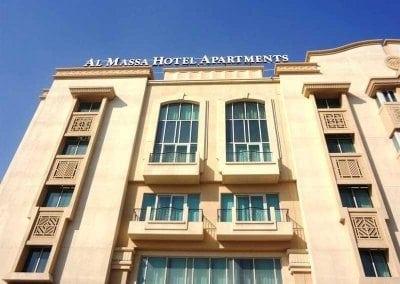 الماسة للشقق الفندقية Al Massa Hotel Apartment