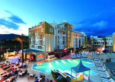 فندق غراند سيتيا مارماريس