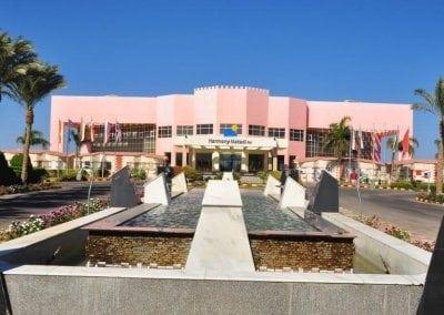فندق ومنتجع هارمونى مكادى باى Harmony Makadi Bay Hotel