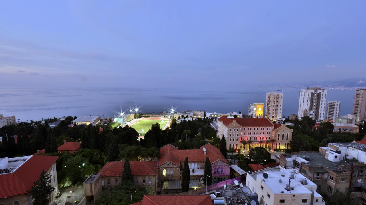 Hotel Tiga atau Sembilan Beirut