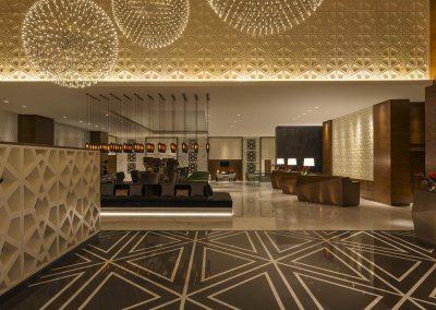 شيراتون جراند دبي Sheraton Grand Hotel Dubai