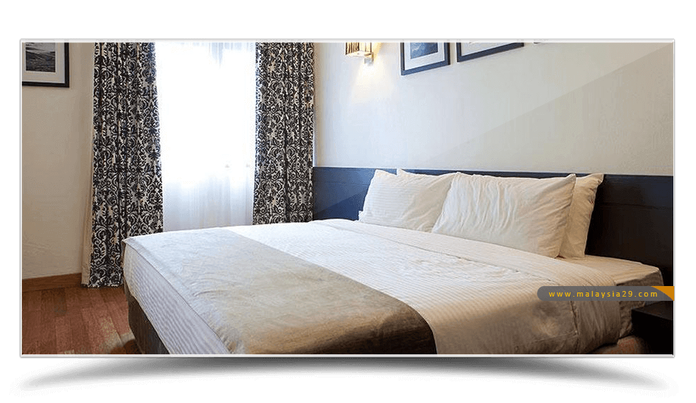 strawberry park resort cameron highland فندق ستروبري بارك