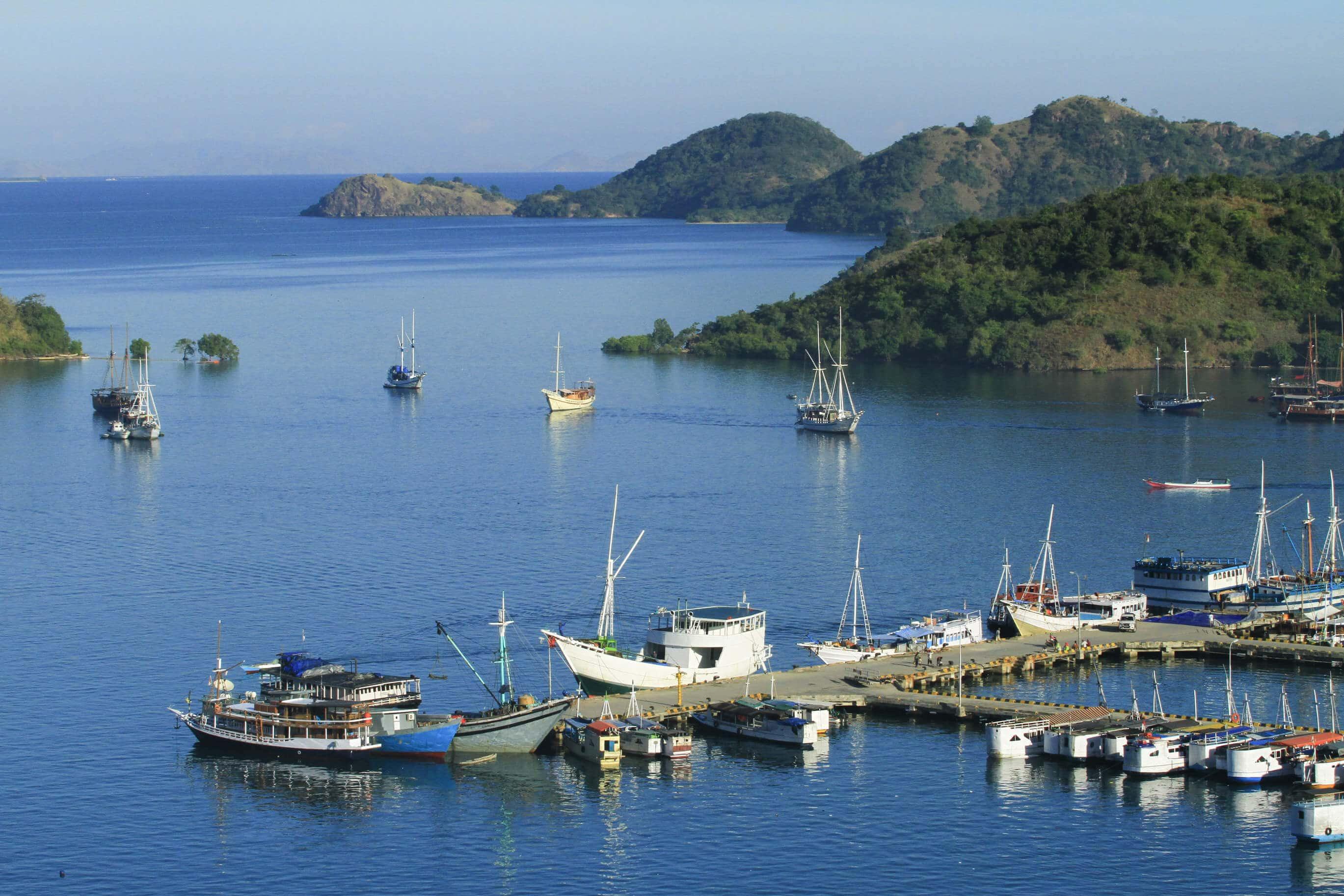جزر الالف في جاكرتا