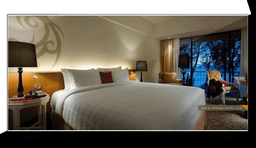 فندق هارد روك بينانج Hard Rock Hotel Penang