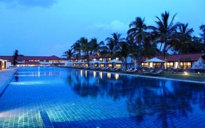 فندق جتوينغ لاغون سريلانكا