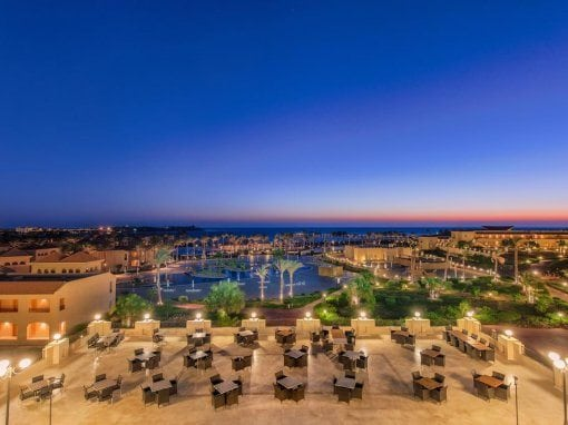 منتجع كليوباترا لاكشري بيتش خليج مكادي Cleopatra Luxury Resort Makadi Bay