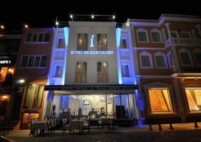 فندق بروكن كولوم اسطنبول