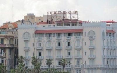 فندق شتيجنبرجر سيسيل الأسكندرية