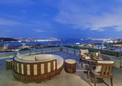 كونراد اسطنبول البوسفور Conrad Istanbul Bosphorus