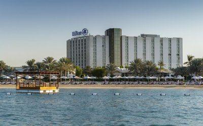 فندق هيلتون أبو ظبي