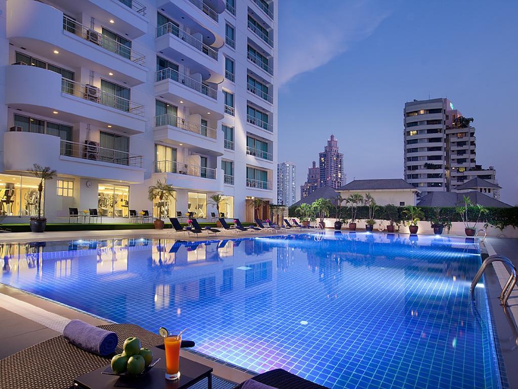 أفضل 5 شقق فندقية في بانكوك تايلاند موصى بها 2018