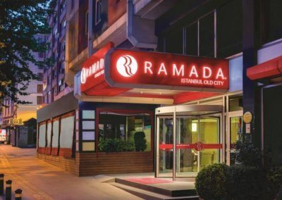 فندق رمادا اسطنبول أولد سيتي