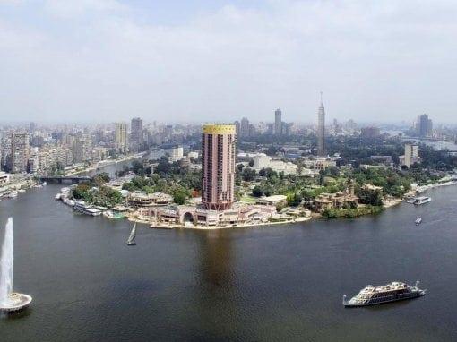 فندق سوفيتل الجزيرة القاهرة Sofitel Cairo Nile El Gezirah