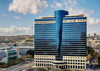 فندق هيلتون باكو