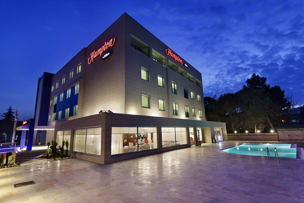 الفنادق المميزة في اوردو