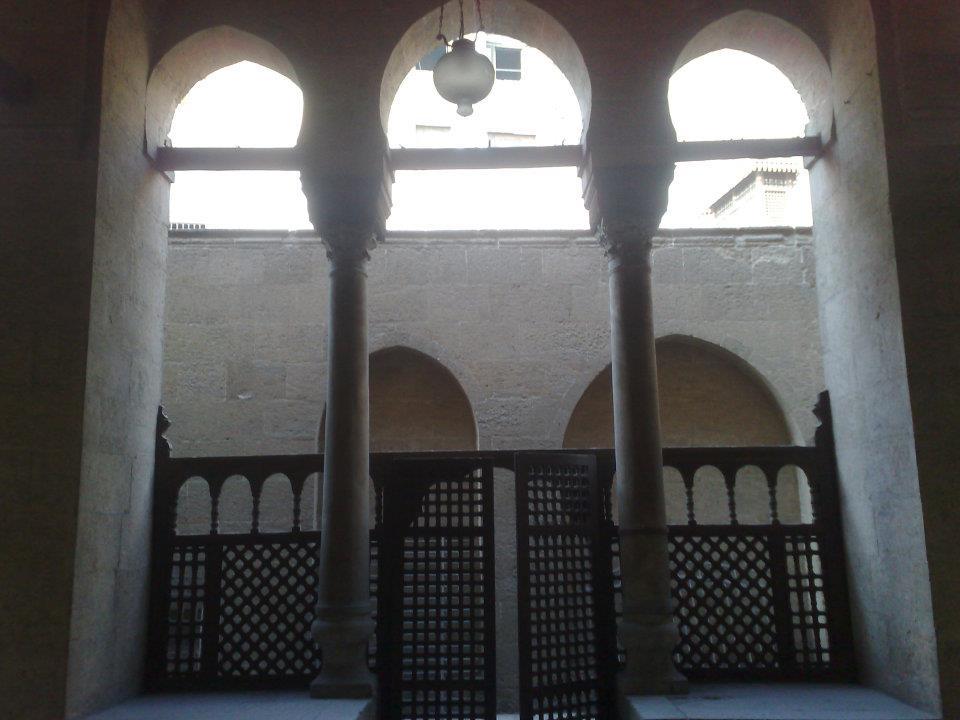 مسجد ومدرسة وتكية محمد بك أبو الذهب