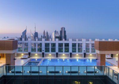 فندق شيراتون جراند دبي Sheraton Grand Hotel Dubai