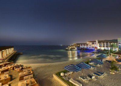 منتجع شاطىء دبي مارين Dubai Marine Beach Resort