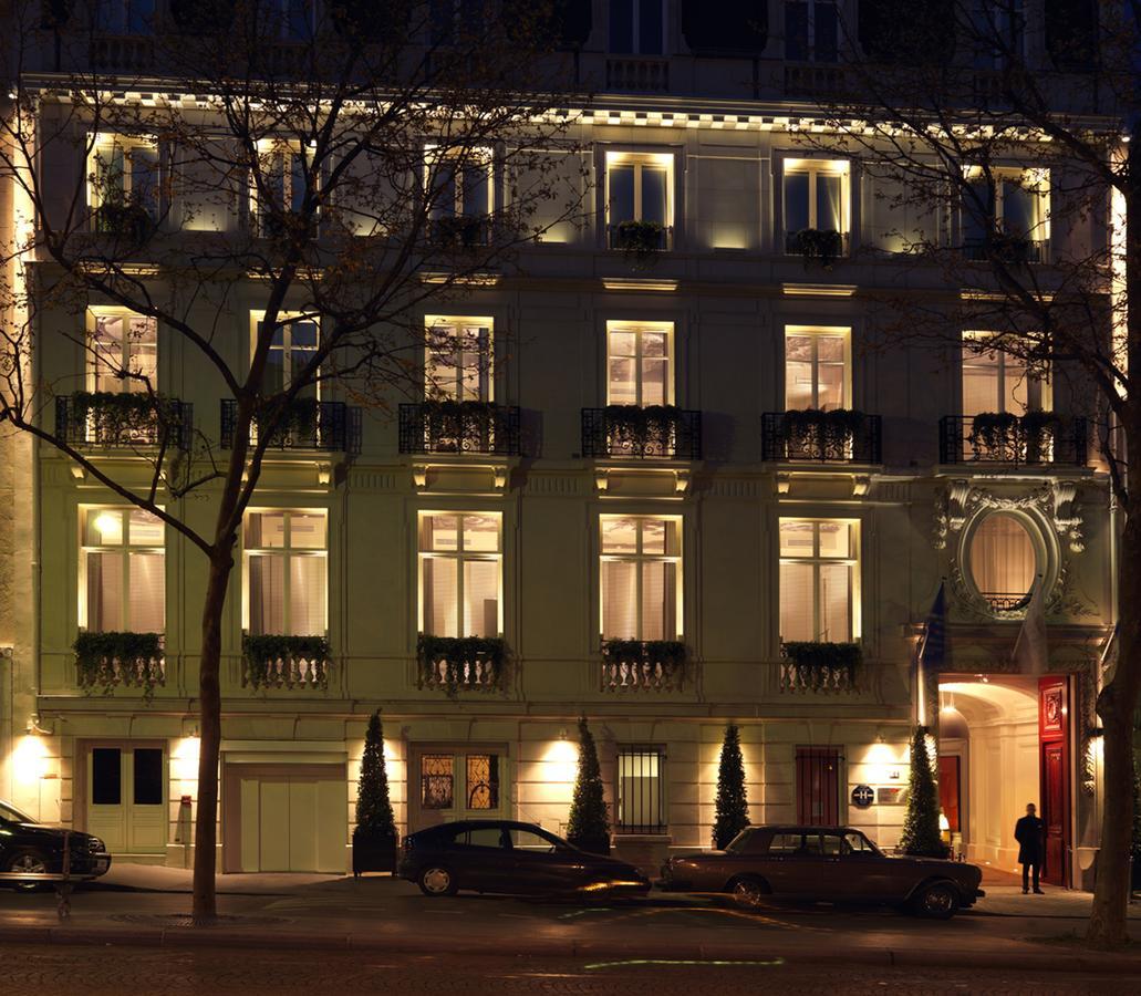 فندق انتركونتيننتال باريس