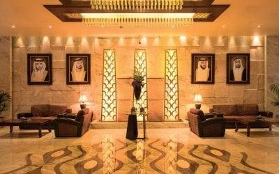الأمارات جراند للشقق الفندقية دبي
