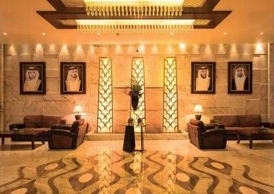 الأمارات جراند للشقق الفندقية Emirates Grand Hotel Apartments