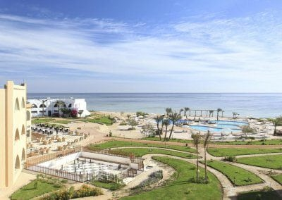 ذا ثرى كورنرز إيكونكس بيتش ريزورت The Three Corners Equinox Beach Resort