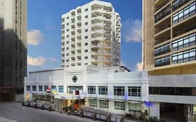 هيلتون كورنيش الإسكندرية Hilton Alexandria Corniche