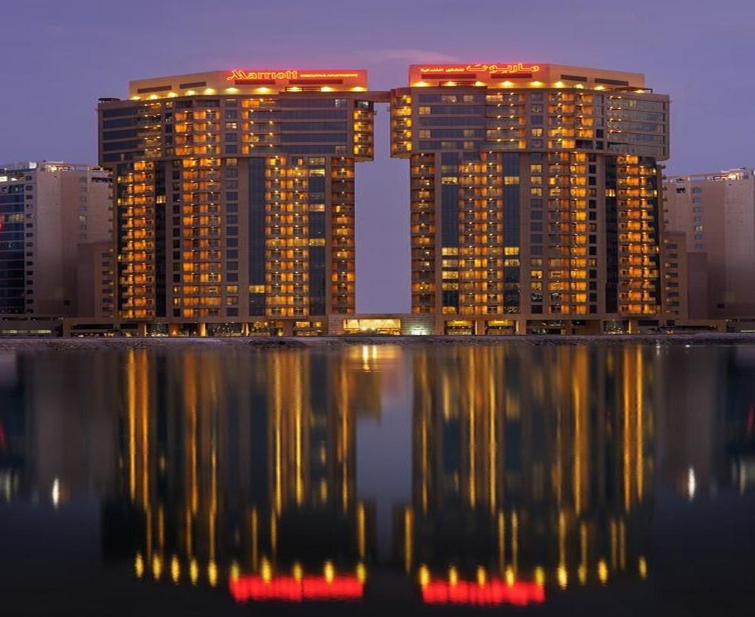 매리어트 호텔 아파트먼트 마나마