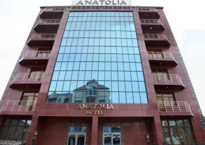 فندق أناتوليا باكو