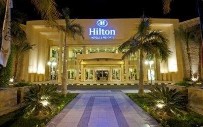 فندق هيلتون الغردقة