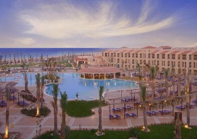 منتجع جاز الماظة باي Jaz Almaza Bay Resort