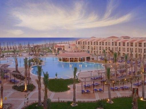 منتجع جاز الماظة باي Jaz Almaza Bay Resort