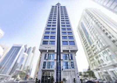 فندق ترب من ويندهام أبو ظبي TRYP by Wyndham Abu Dhabi