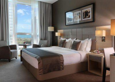 فندق ترب أبو ظبي TRYP Abu Dhabi