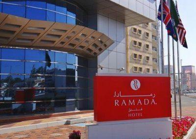 رمادا كورنيش أبو ظبي Ramada Abu Dhabi Corniche