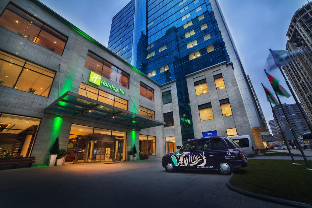 Best Baku Recommended Azerbaijan Hotels 2018