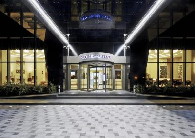 مركز كراون بلازا بورصا Crowne Plaza BursaCenter & Thermal Spa