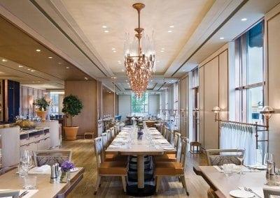 فندق شانجريلا بوسفورس Shangri-La Bosphorus Hotel