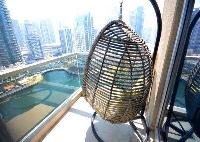 سيلفرين دبي مارينا شقة فاخرة Silverine Dubai Marina Luxury Apartment