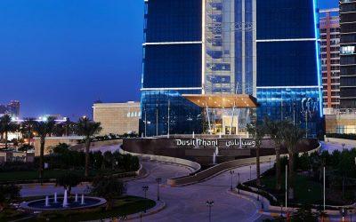 فندق دوسيت تاني ابو ظبي