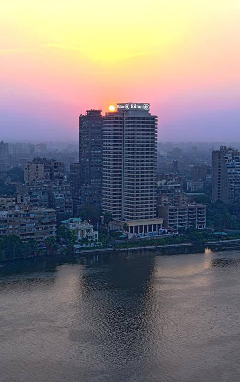 هيلتون زمالك ريزيدينس Hilton Zamalek Residence